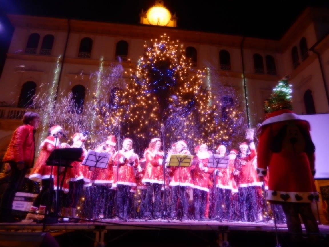 I Can…tanti in piazza per Natale!